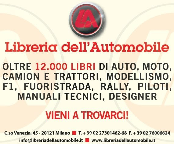 Libreria dell'automobile