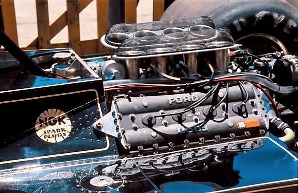 500 Hp potenza Max